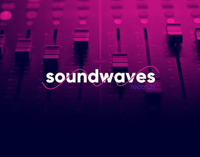 Conceptual Brand: Soundwaves Records