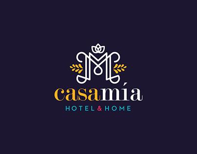 Visual ID Casa Mía Hotel & Home