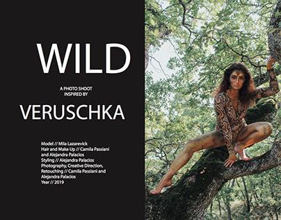 WILD Veruschka
