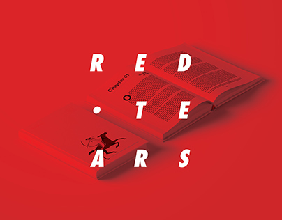 Red Tears Book Cover