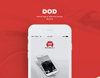 DOD Mobile App & Website Design
