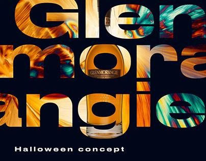 Concept Halloween - Glenmorangie