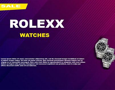ROLEXX BRAND