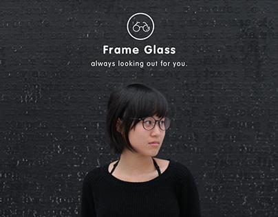 Frame :: Interactive Glasses //