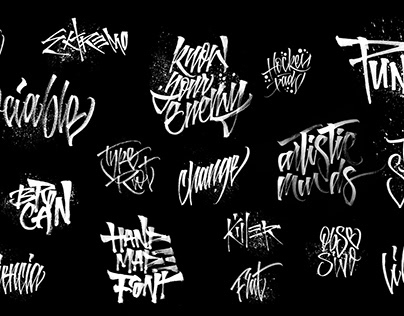 Freestyle Calligraphy