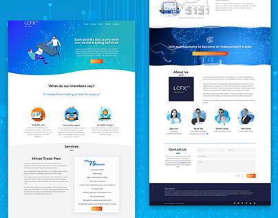LCFXPro Web Design
