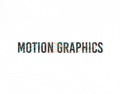 Motion Graphics Videos