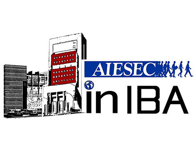 AIESEC in IBA Project Posters