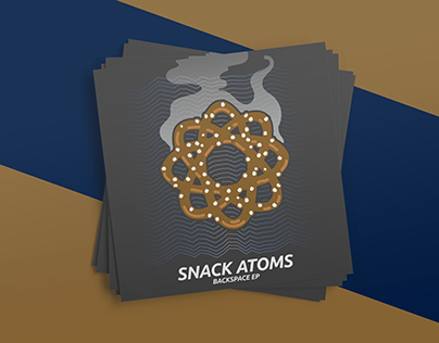 Snack Atoms - Backspace EP