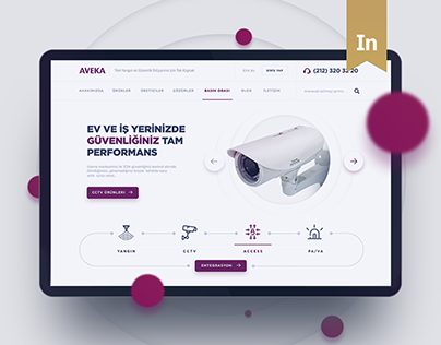 Aveka Website