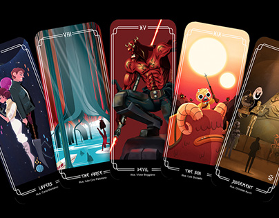 Star Wars Tarot Project