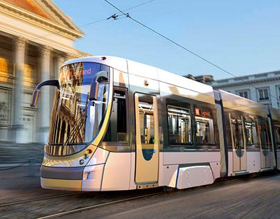 MIVB - Tram TNG 2020Brussels