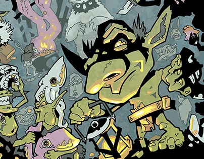 Goblin Quest poster