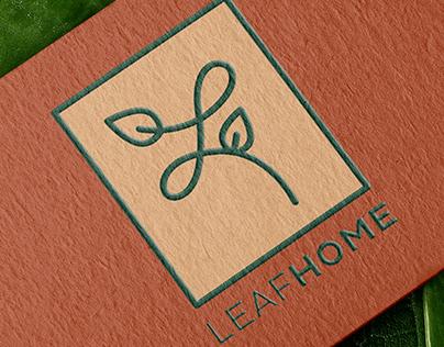 Leafhome | Logo & Branding