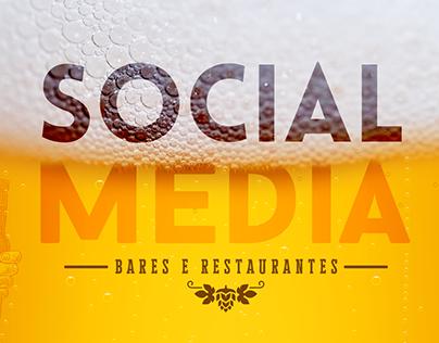 SOCIAL MEDIA | Bares e Resturantes
