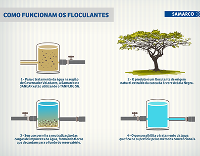 Infographic: Flocculants