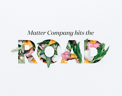Matter Company – Holiday Market Campaign