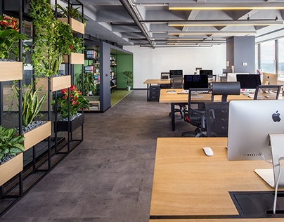 The Business Year Istanbul Office