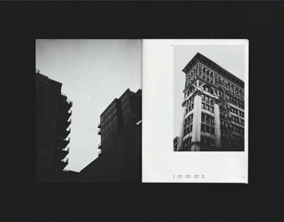 Two Cities — Film Photography Photo Book