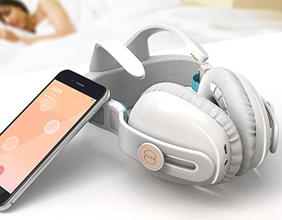 MELOMIND - the ultimate relaxation headset