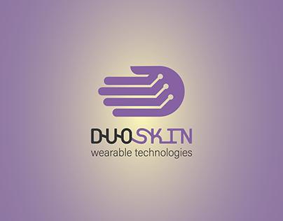 Branding for MIT App DuoSkin
