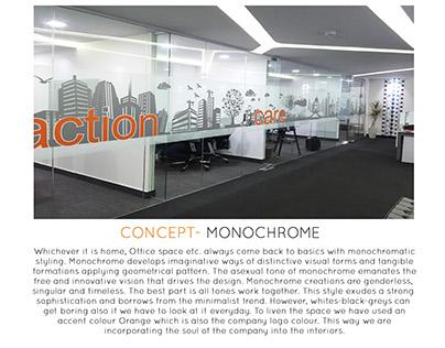 CONCEPT – MONOCHROME