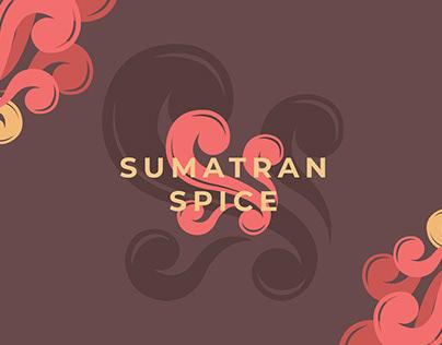 Sumatran Spice - Brand Identity Design