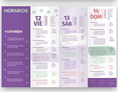 """Identidad visual Expo """"Mascoteros"""""""