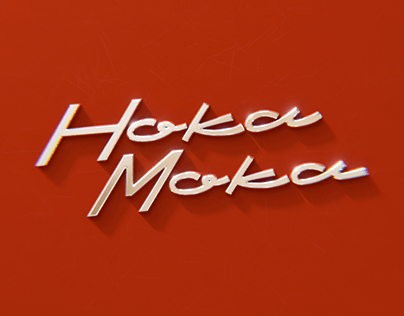 Hoka Moka logo animation