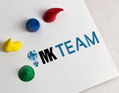 Mk team Logo
