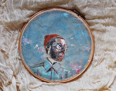 """Self-portrait"", 2018"