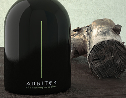 Arbiter EVO - packaging and 3D render