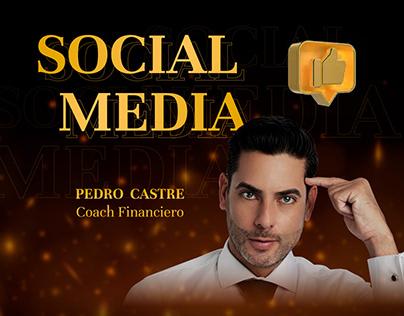 Pedro Castre - Social Media