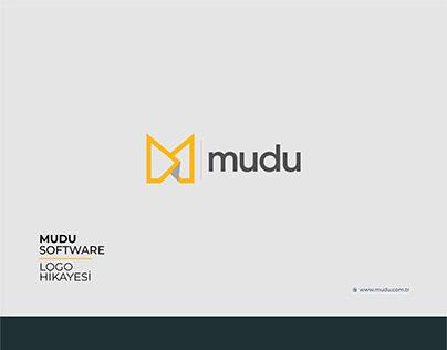 Mudu Logo Design