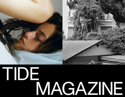 TIDE MAGAZINE ISSUE 0