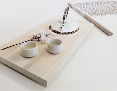 Product Design for Muji (Japan)