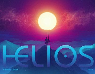 Helios - Comic Book