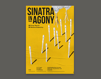 Sinatra in Agony Musical