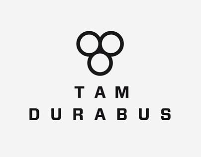 TAM logotype redesign