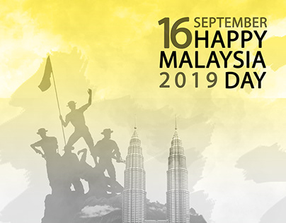 16 SEPTEMBER: MALAYSIA DAY POSTER