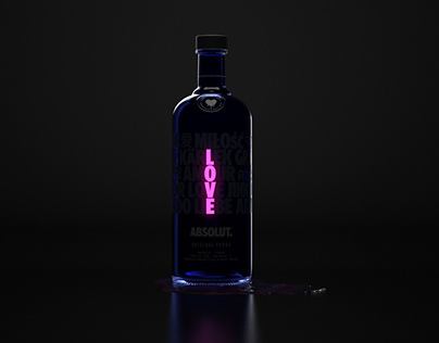 Absolut - A Drop of Love