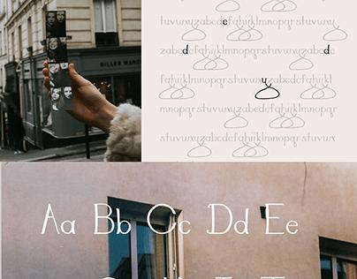 madeleine - font