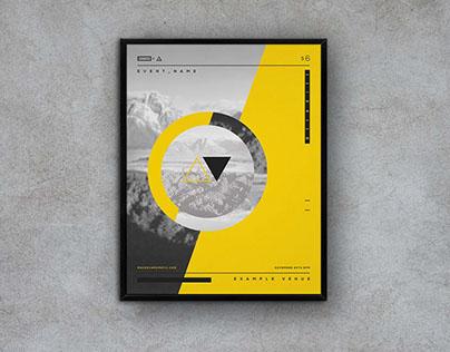 Modern Concert - Flyer Template