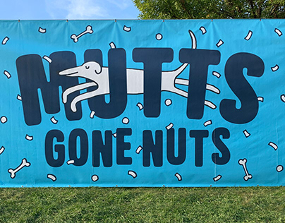 Mutts Gone Nuts Branding