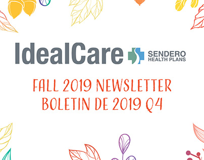 Newsletter for Healthcare Company
