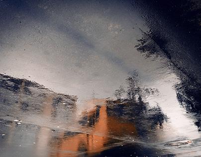 Rain in Gomel