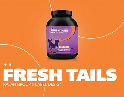 Fresh Tails | Package Design