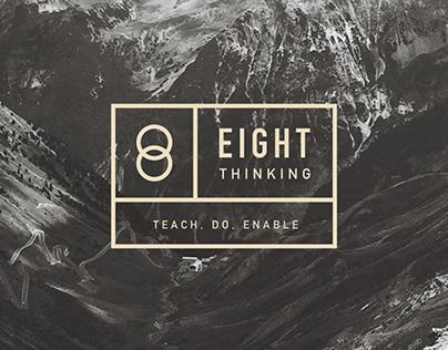 Eight Thinking // Corporate Identity