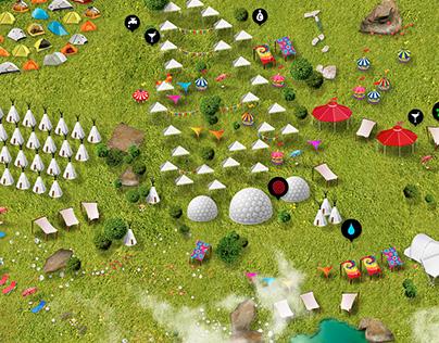 Glade Festival Website