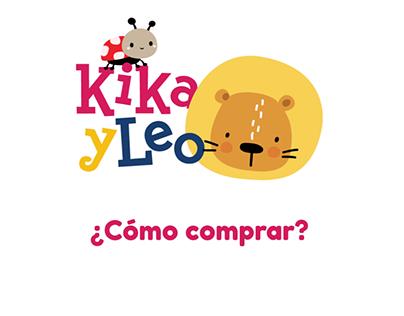 Video explicativo Kika y Leo